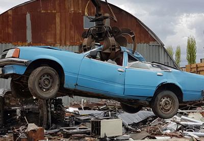 прием металлолома утилизация автомобилей